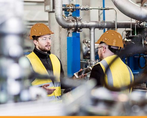 Arbeitssicherheit - Fachkraft für Arbeitssicherheit