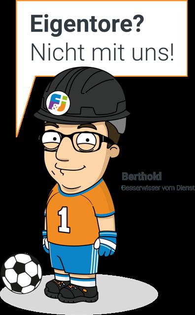 Berthold sorgt für Arbeitssicherheit